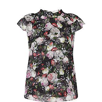 Polonk Flower Top