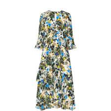 Florence Silk Dress
