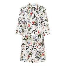 Raegan Pin Tuck Dress