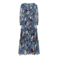 Elspeth Tiered Dress