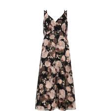 Orabella V-Neck Maxi Dress
