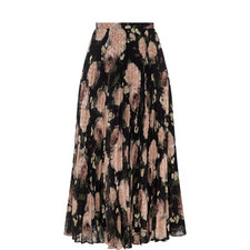 Nesrine Pleated Skirt