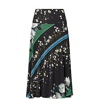 Fluted Skirt