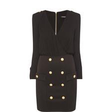 Stretch Top Mini Dress