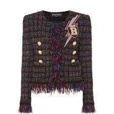 College Tweed Jacket
