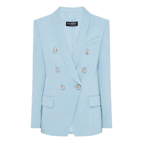 Double Breasted Blazer, ${color}