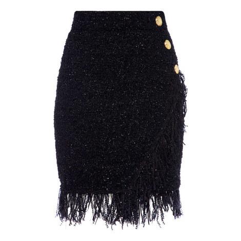 High Waist Skirt, ${color}