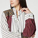 Check Stripe Shirt, ${color}
