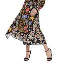 Asymmetrical Waffle Skirt, ${color}