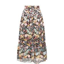Dandelion Tiered Skirt