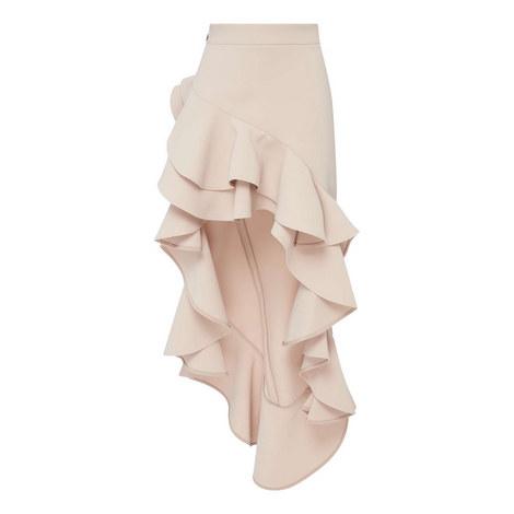 Palos Ruffle Skirt, ${color}