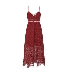 Jaya Wave Bodice Dress
