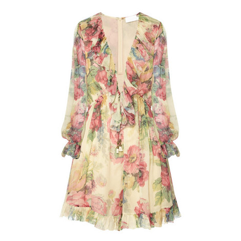 aebbe4841e2 ZIMMERMANN Melody Floating Playsuit