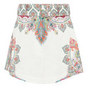 Ninety Six Filigree Shorts, ${color}