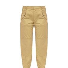 Garbardine Trousers