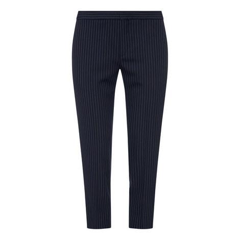 Tennis Stripe Trousers, ${color}