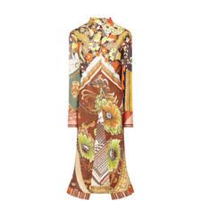 Caravan Long Silk Shirt