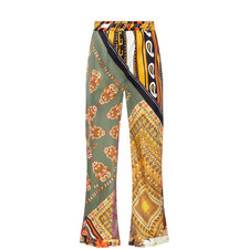 Caravan Print Trousers
