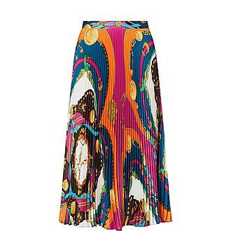 Baracco Rodeo Print Skirt