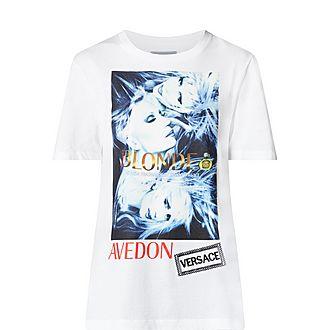 Ad Print T-Shirt