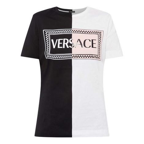 Half In Half T-Shirt, ${color}