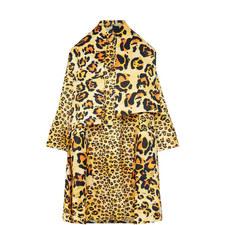 Leopard Long Coat