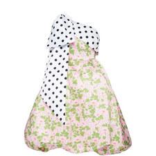 One Shoulder Tea Dress