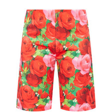 Bermuda Floral Shorts
