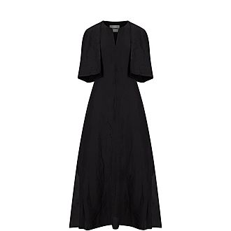Liza Cape Dress