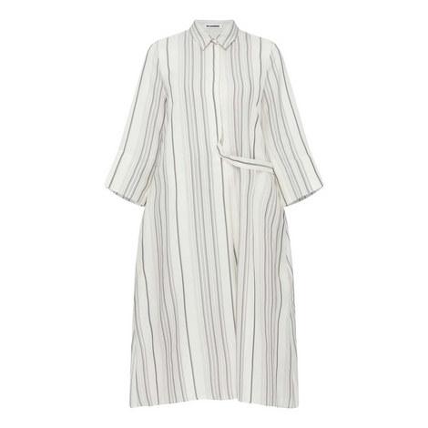 Grandeur Long Sleeve Dress, ${color}