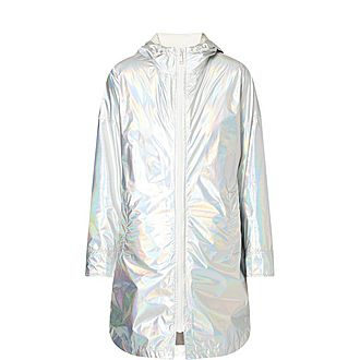 Holograph Down Jacket