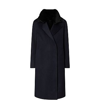 Removable Sleeve Coat