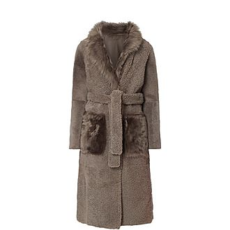 Multi Texture Coat