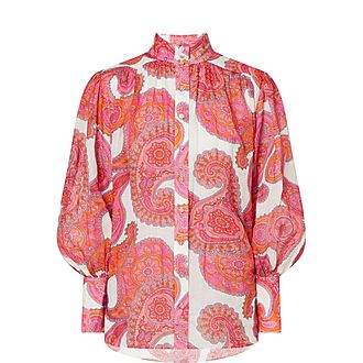 Peggy Billow Blouse