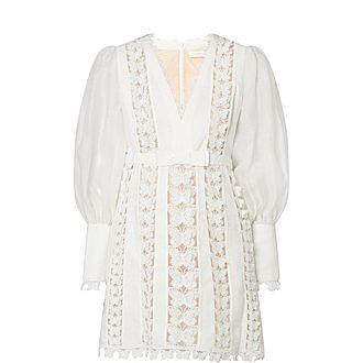 Super Eight Flutter Dress