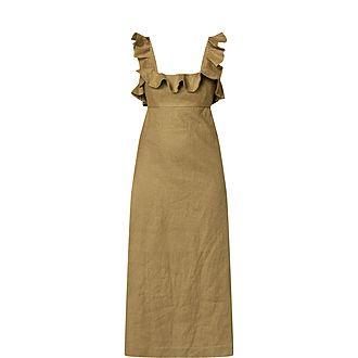 Super Eight Frill Dress