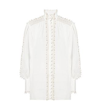 Super Eight Corded Blouse