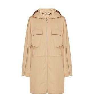 Utility Poncho Coat