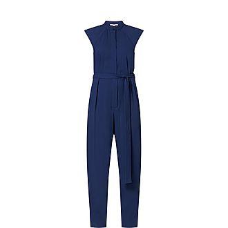 Wrap Style Jumpsuit