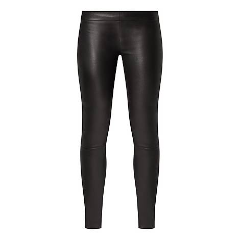 Leather Motorcross Trousers, ${color}