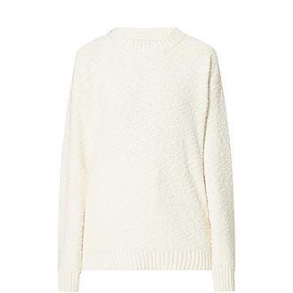 Rustic Yarn Sweater