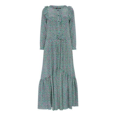 Agiate Long Sleeve Dress, ${color}