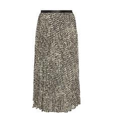 Agordo Pleated Skirt
