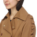 Baccara Trench Coat, ${color}