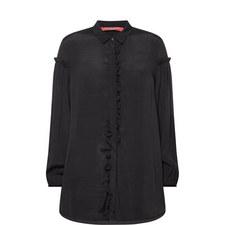 Batello Ruffle Shirt