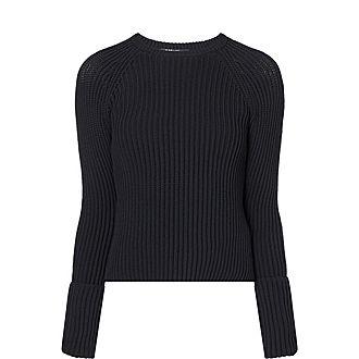 Bugia Ribbed Sweater