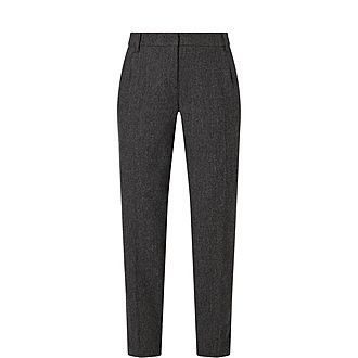 Campale Cropped Trousers