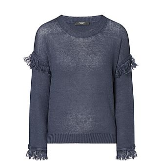 Canga Linen Sweater