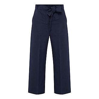 Curve Cropped Trousers