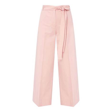 Curve Palazzo Trousers, ${color}
